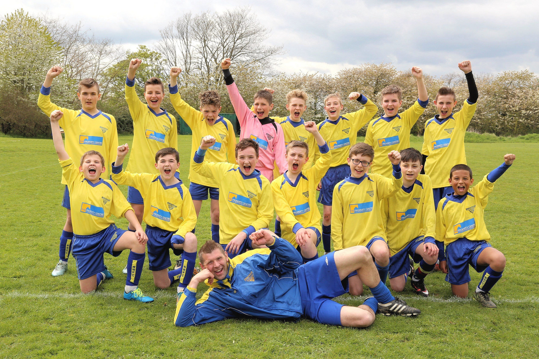 Abbeymead Rovers Football Club
