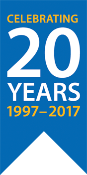 20 years leaflet