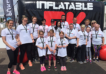 5K Inflatable Fun Run